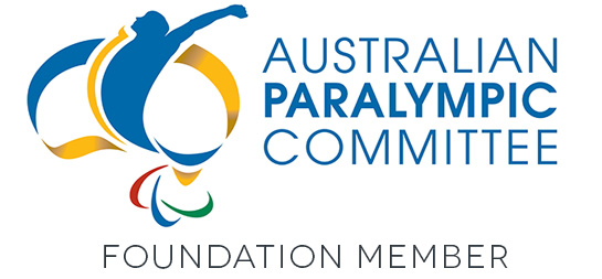 Australian Paralympic Committee Logo